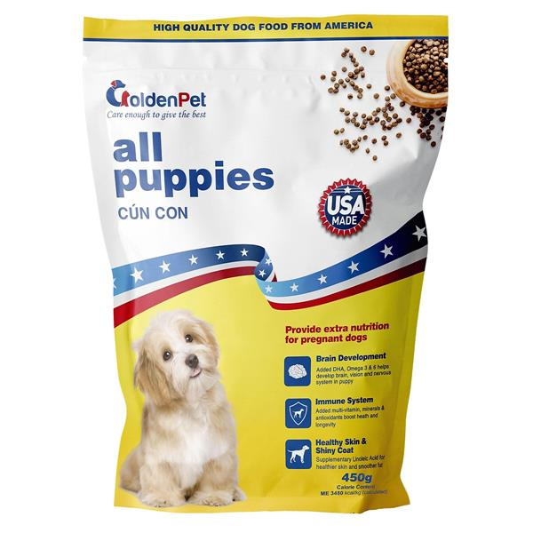 Golden Pet cún con 450g - GO402
