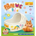 Alice Phòng Spa Cho Hamster Size Lớn L185 X W105 X H120mm - AE216X